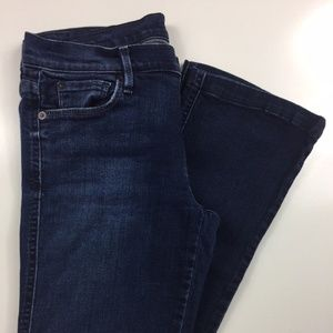 7 for all mankind Kaylie Boot Low Rise Jeans DX31